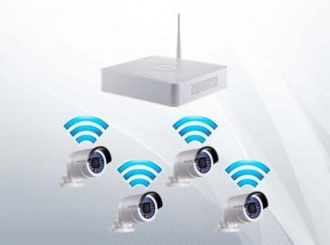 دوربین بی سیم وای فای (wifi) چیست