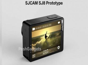 دوربین اکشن SJCAM SJ8 4K رونمایی شد