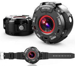دوربین ورزشی کوچک ZGPAX S222 WIFI (وای فای - مچ بند ساعت)
