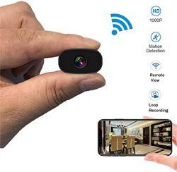 دوربین مینی مخفی PNZEO WIFI مجهز به وای فای