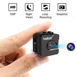 دوربین فیلمبرداری مخفی Conbrov Mini T16 (بند انگشتی)
