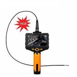 دوربین شلنگی آندوسکوپی همراه با نمایشگر