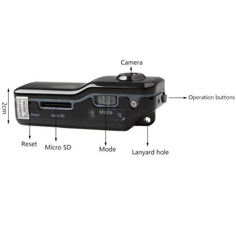 دوربین مینی دی وی MD80