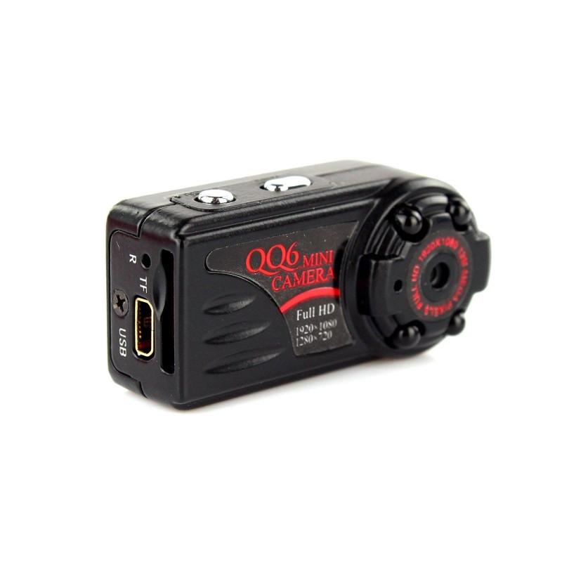 دوربین مینی دی وی QQ6