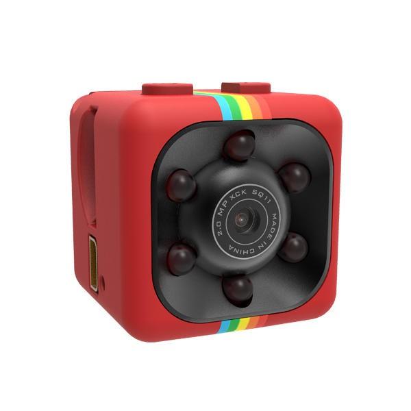 دوربین بندانگشتی SQ11 مینی دی وی کوچک