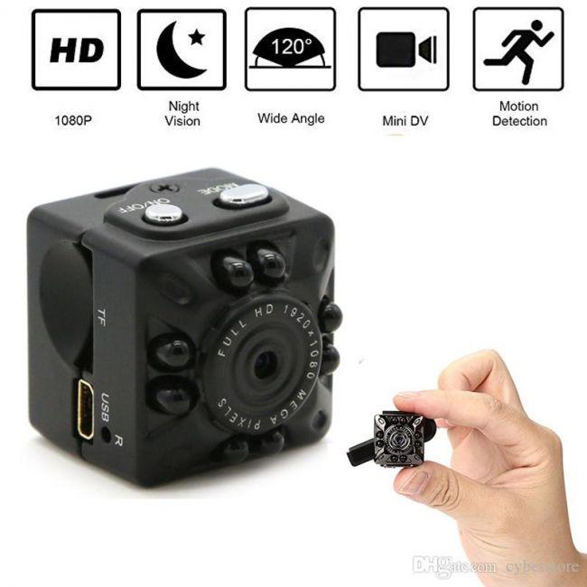 دوربین مخفی کوچک SQ10 مینی دی وی