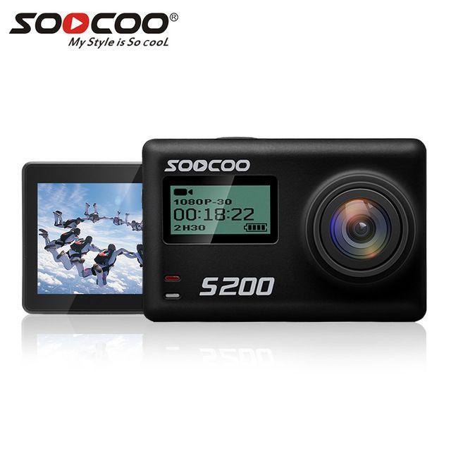دوربین اکشن Soocoo S200