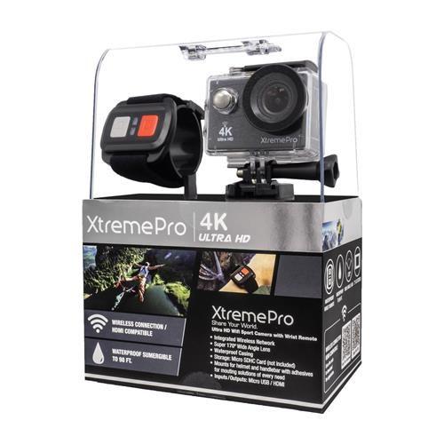 اکشن کمرا XtremePro 4k (ضدآب،وای فای)