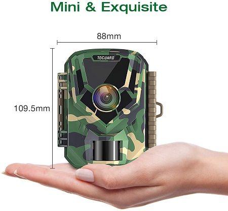 دوربین کوچک حیات وحش TOGUARD ضد آب