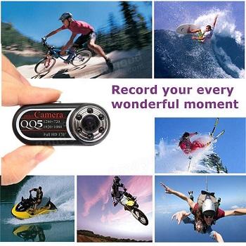 دوربین QQ5 ، MiniDv QQ5