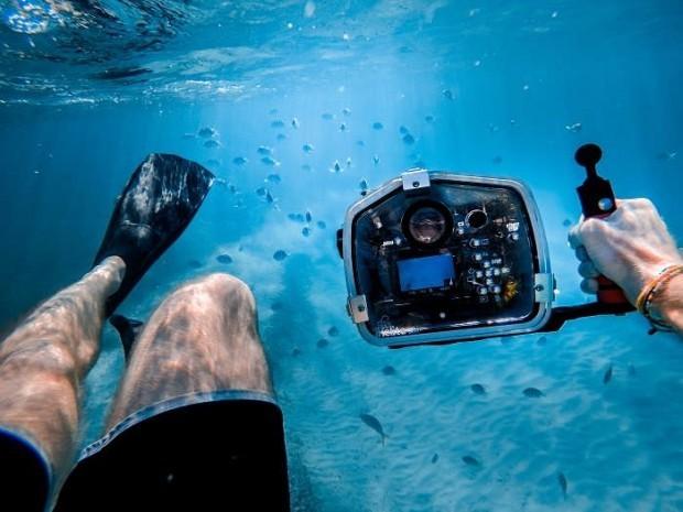 دوربین ورزشی (action camera)