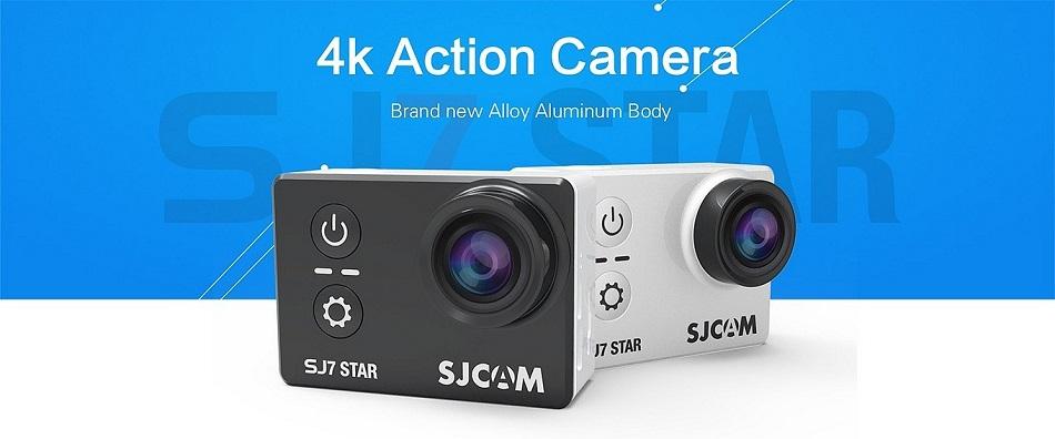 دوربین ورزشی sjcam sj7 star