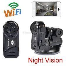 دوربین MD 81s wifi مجهز به دید در شب حرفه ای