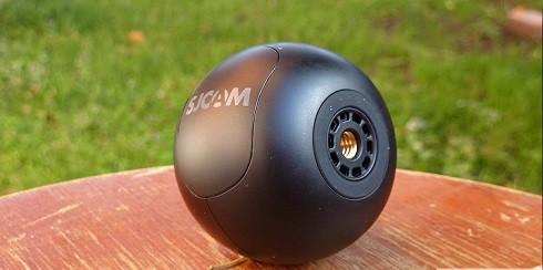 دوربین sj cam 360 با قابلیت چشمی