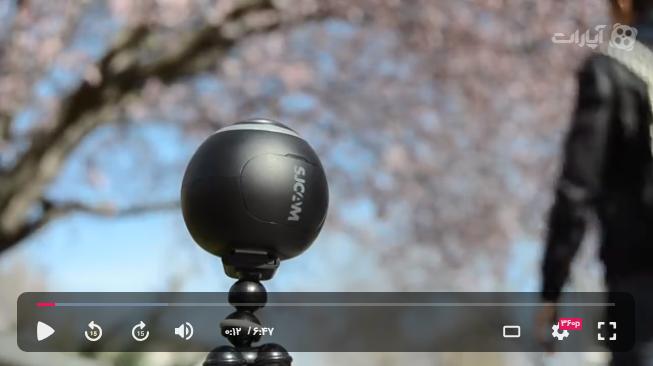 راهنمای دوربین SJ360 وایفای
