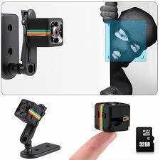 دوربین بند انگشتی SQ13 با قابلیت تشخیص چهره