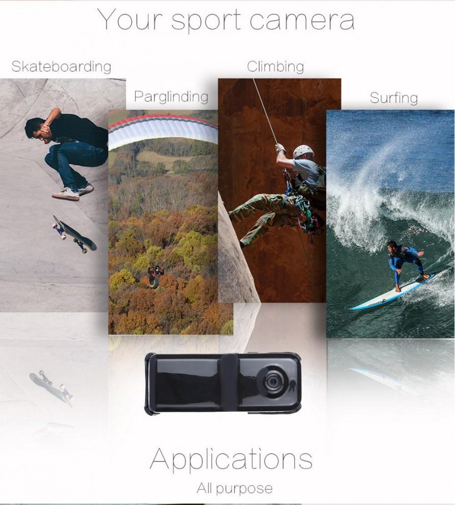 دوربین های مینی دی وی (بند انگشتی ) با قابلیت حمل آسان و نصب آسان