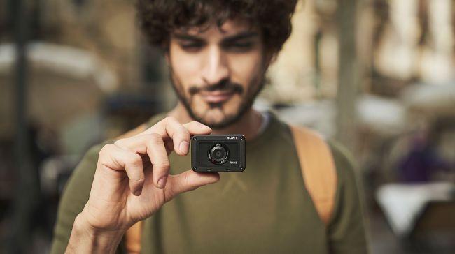 دوربین ورزشی SONY RX0 II