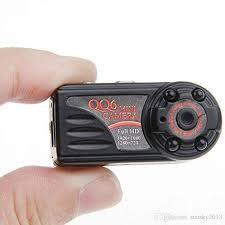 دوربین بند انگشتی QQ6 با کیفیت فیلمبرداری بالا ، و دید در شب عالی