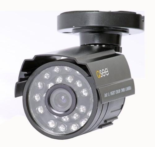 دوربین مدار بسته با قابلیت دید در شب بسیار قدرتمند