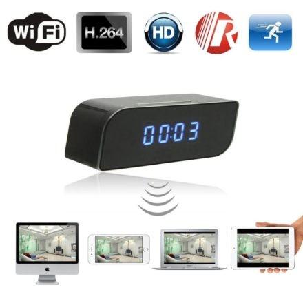 دوربین Micro IP HD Clock