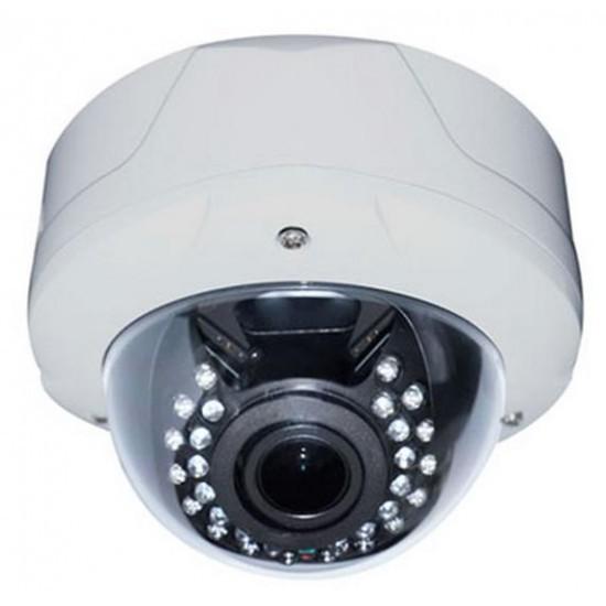 دوربین مدار بسته با لنزی با قدرت فیلمبرداری فوق اچ دی