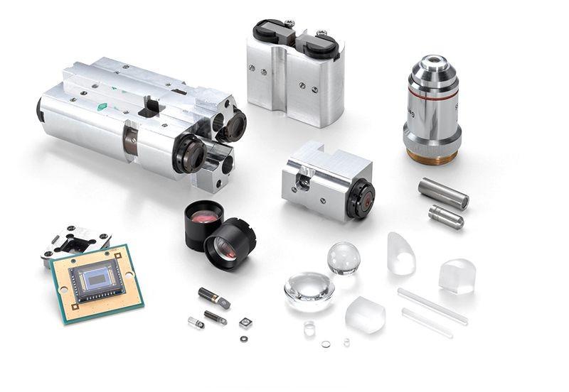 دوربین مدار بسته با قابلیت تفکیک قطعات