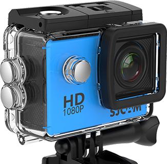 دوربین ورزشی اکشن sj4000 وای فای آبی رنگ