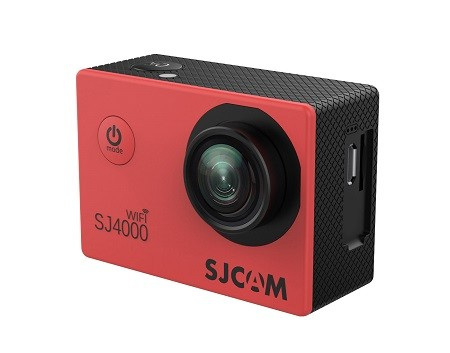 دوربین ورزشی sj4000 وای فای قرمز