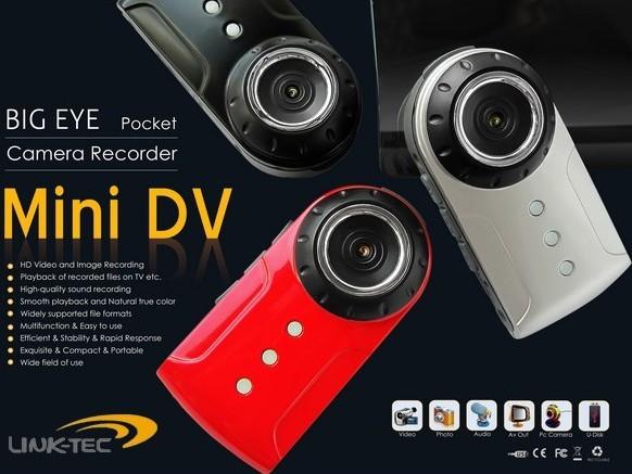دوربین بند انگشتی مینی دی وی کمیاب MD 53