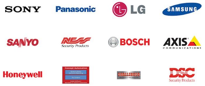 دوربین های مدار بسته وای فای WIFI و شرکت های تولید کننده این دوربین ها