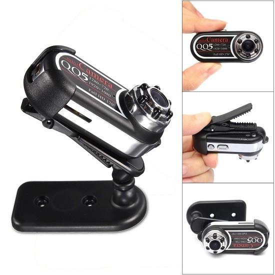 دوربین مینی کوچک و مخفی QQ5-دوربین ریز و بند انگشتی