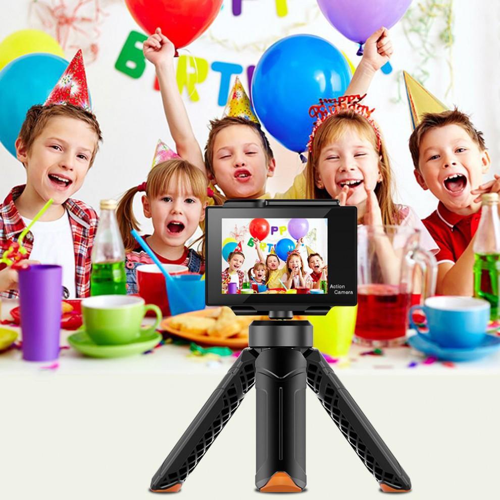 دوربین فیلمبرداری وای فای انتخاب بسیار مناسب برای فیلمبرداری از جشن ها