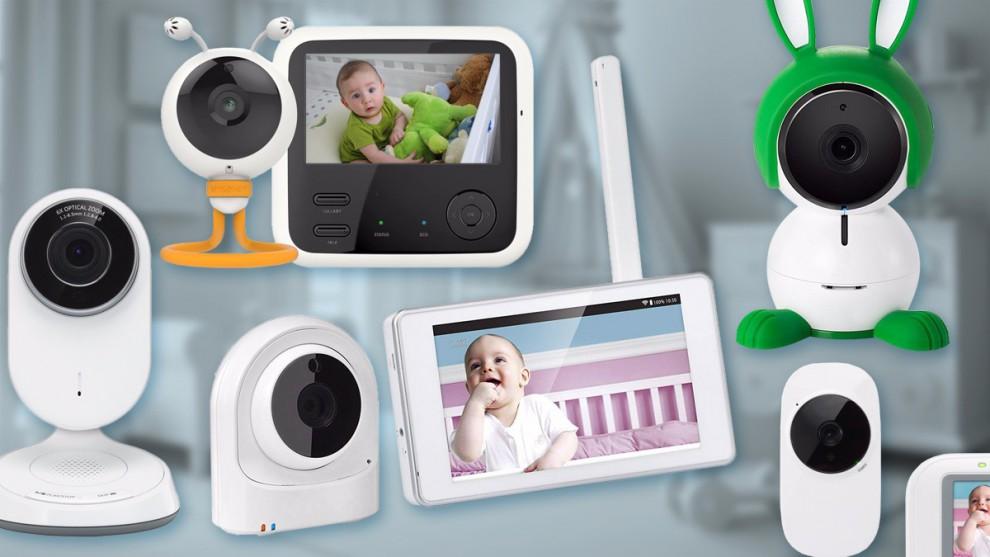 دوربین های وای فای WIFI انتخابی بسیار مناسب برای مراقبت از کودک و پرستار