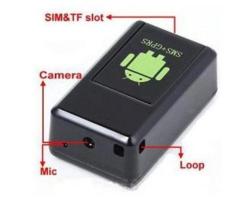 دوربین کوچک و مخفی ردیاب و مکان یاب - ردیاب خودرو - gf-08 ردیاب