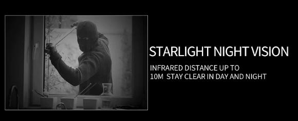 تشخصی حرکت دوربین sq11 در شب