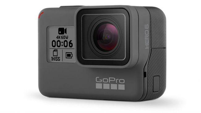دوربین ورزشی اکشن GoPro HERO6 Black