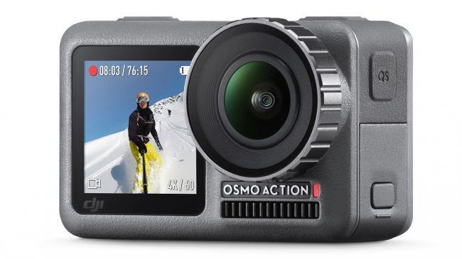 دوربین ورزشی اکشن DJI Osmo Action