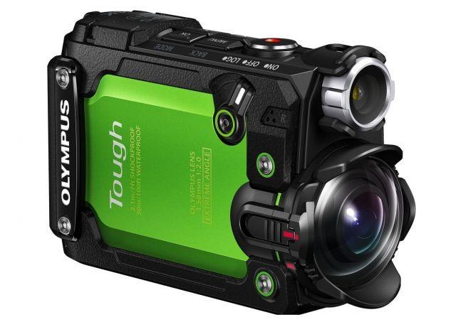 دوربین اکشن ورزشی Olympus Tough TG-Tracker