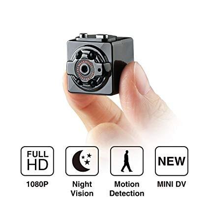 SQ8 minidv camera