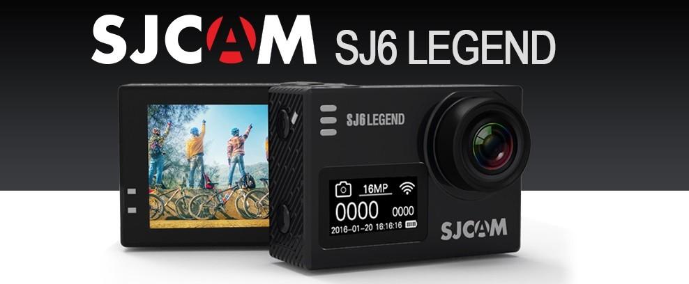 دوربین ورزشی SJCAM SJ6 legend اکشن کمرا