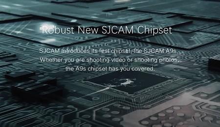 چیپ و سنسور دوربین ورزشی sj6