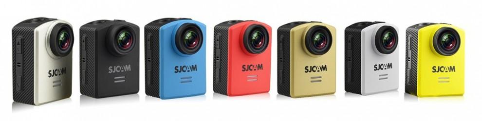 دوربین ورزشی اکشن SJCAM M20 4k