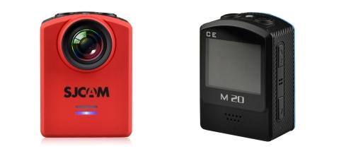 نمایشگر تصویر دوربین ورزشی sjcam m20