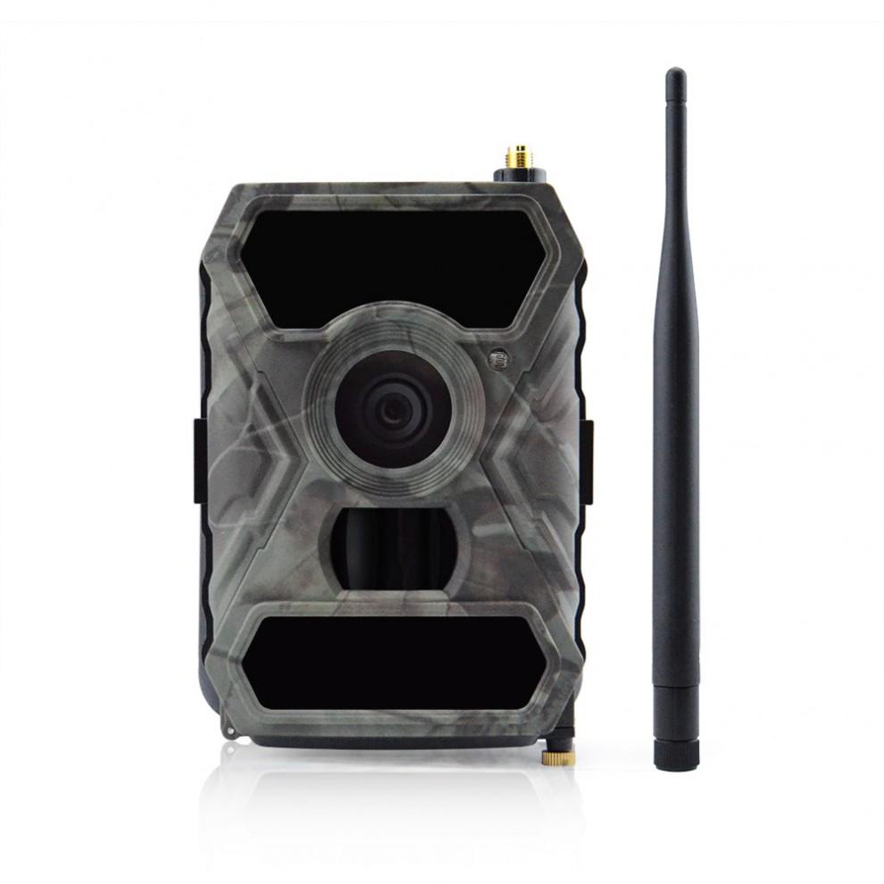 دوربین ورزشی Trail camera با قابلیت باتری های خورشیدی ، و شارژ خودکار