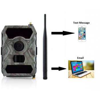 دوربین Trail camera با قابلیت اتصال به WIFI و ارسال زنده تصاویر