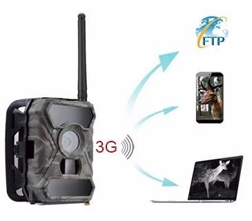 دوربین trail camera 3G