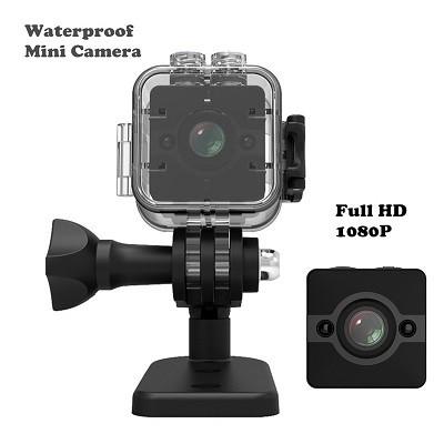 دوربین مینی ورزشی ضد آب Sq12