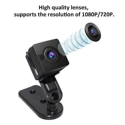 دوربین مینی دی وی SQ12 با کیفیت فیلمبرداری بسیار عالی