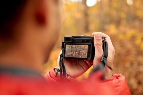 دوربین های ورزشی دارای سایز بسیار مناسب و خوشدست
